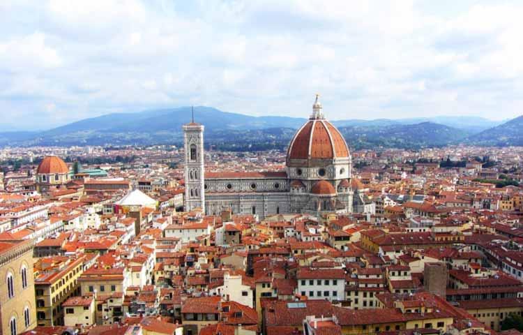 Itinerario Firenze in un giorno