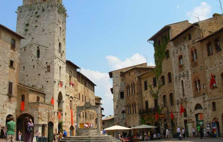 Tour Siena e dintorni